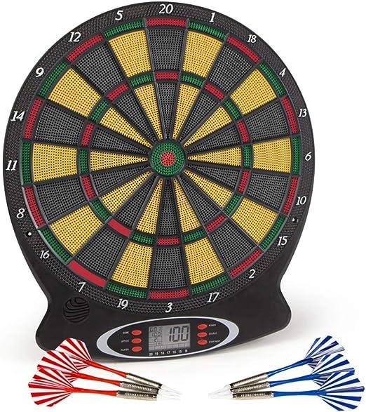 Aktive 43095- Diana electrónica Multifunción Con 18 Juegos: Amazon.es: Deportes y aire libre