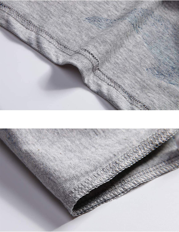 10y-18y Leisure Home Big Boys Cute Cotton Summer Pajama Sets 2 Pcs Short Sleepwear