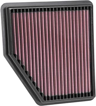 K/&N Washable Lifetime Performance Air Filters 33-2478