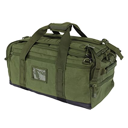 b233104aa02f Image Unavailable. Image not available for. Color  CONDOR Olive Drab  Centurion Duffle Bag