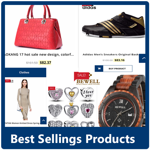 Best Selling Products - Branded Shopping Online
