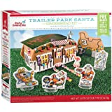 Crafty Cooking Kits Trailer Park Santa Kit, Gingerbread, 23.75 Ounce
