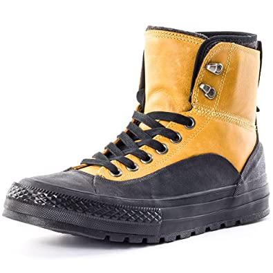 619de9cf57e CONVERSE Chucks - TEKOA HI 149380 antiqued black  Amazon.co.uk ...