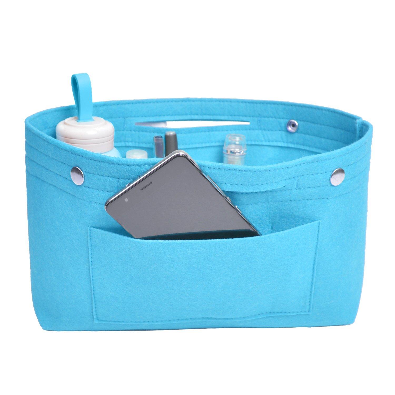 460548aca172 NOTAG Purse Organizer Insert Felt Handbag Organizer Bag in Bag,2 Size