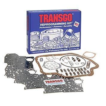 THM 400 TRANSGO Shift Kit Valve Body Rebuild Kit