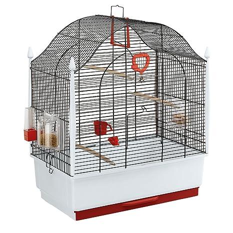 Ferplast Jaula para pájaros Villa: Amazon.es: Productos para mascotas