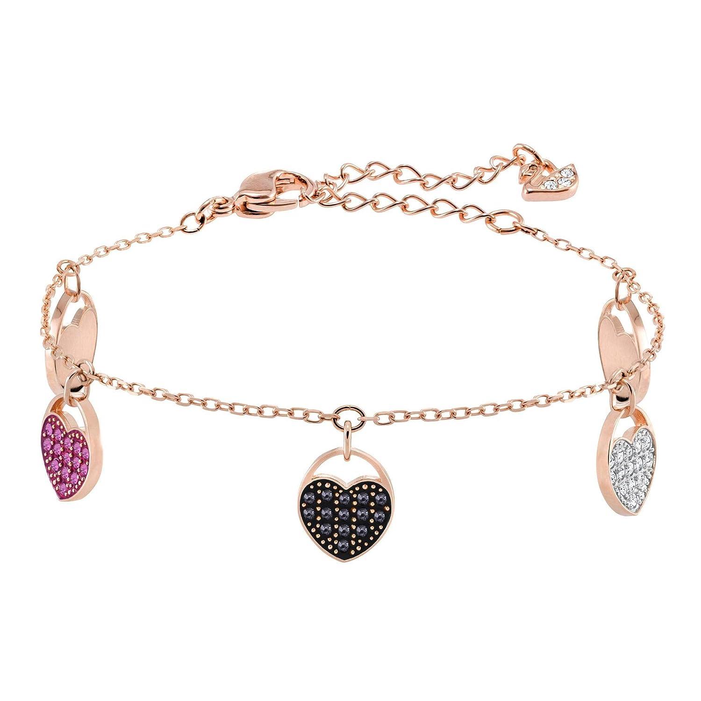 bracelet swarovski charm