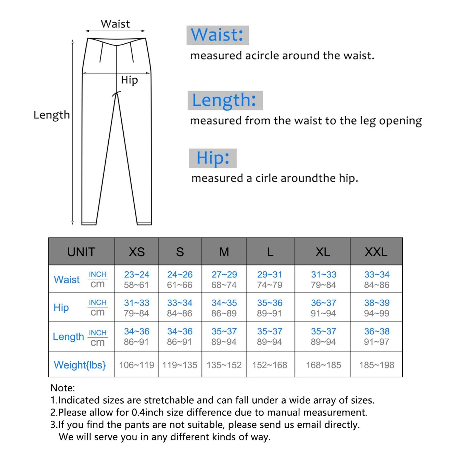 IUGA Pants US 7840 HUI Small by IUGA (Image #7)