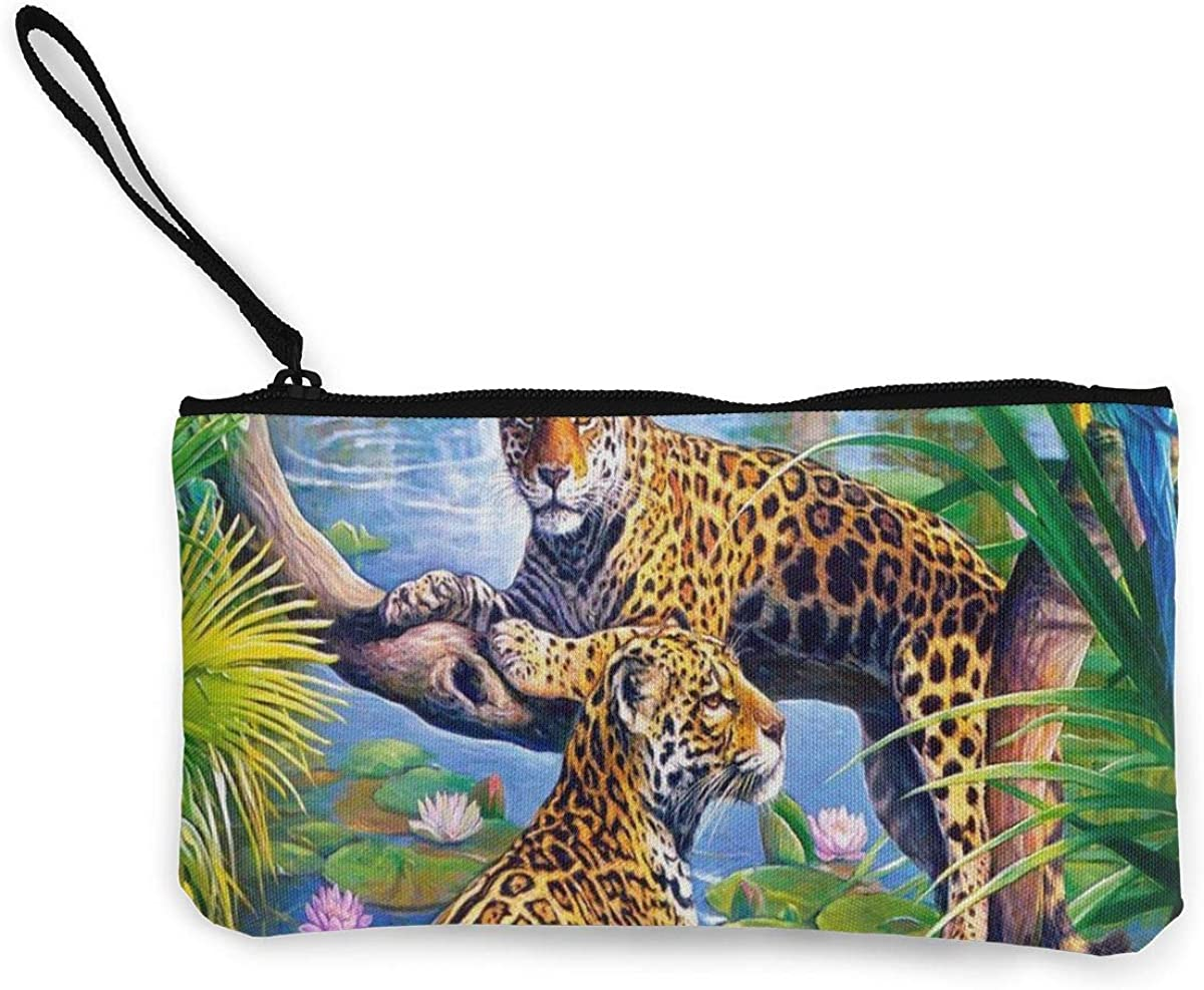 Coin Purse JUNGLE PARADISE...