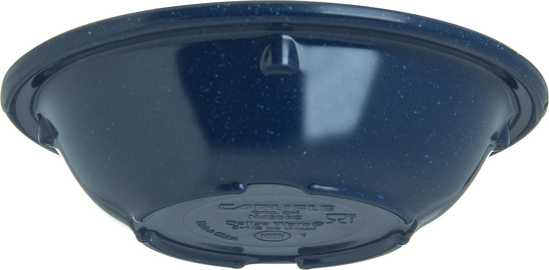 Amazon Com Carlisle 4353235 Dallas Ware Melamine Fruit Bowl 3 5 Oz Café Blue Pack Of 48 Industrial Scientific