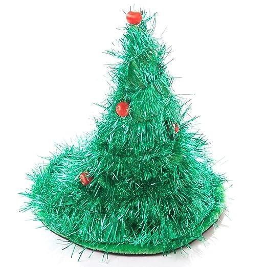 Christmas Tree Hat.Christmas Tree Hat
