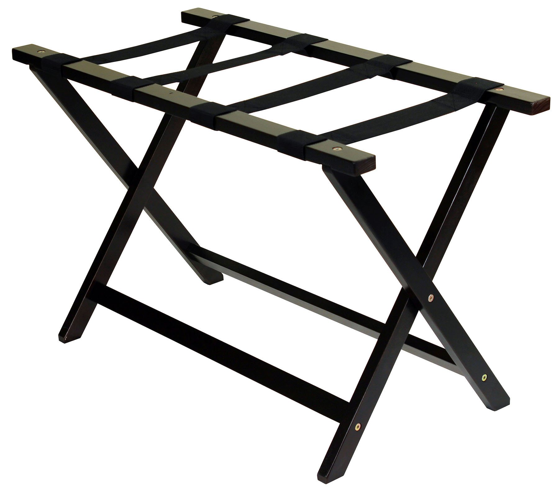 Casual Home Heavy Duty 30'' Extra-Wide Luggage Rack