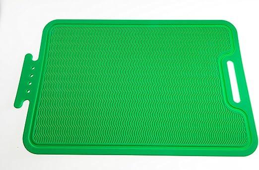 Amazon.com: Verde Flexible Corte pizarrón- para lavaplatos ...