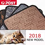 EMO TREE 2018 Pet Electric Heat Heated Heating Heater Pad Mat Blanket Bed for Dog Cat Bunny