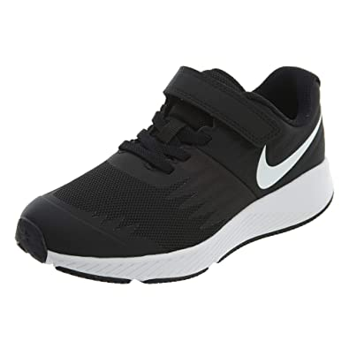 9c85a43576a5f8 Nike Boys Star Runner (PSV) Running Shoes Black  Amazon.co.uk  Shoes ...