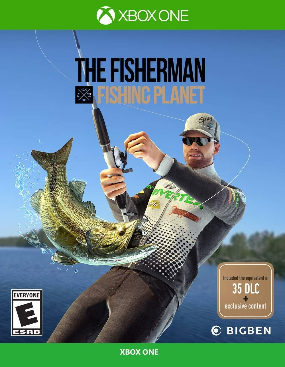 The Fisherman: Fishing Planet (Xb1) - Xbox One