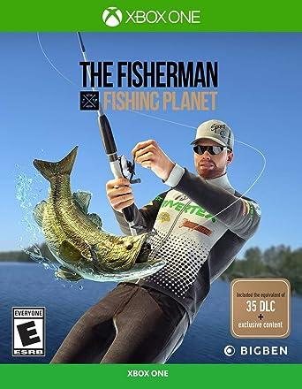 The Fisherman: Fishing Planet for Xbox One [USA]: Amazon.es ...