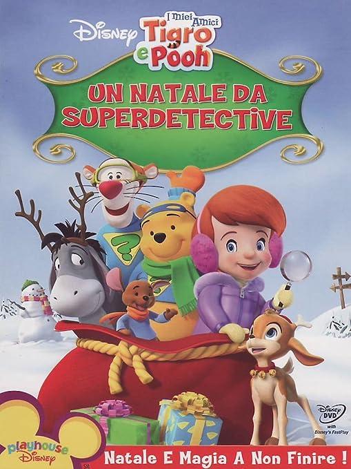 TIGRO E POOH - UN NATALE DA SUPERDETECTIVE
