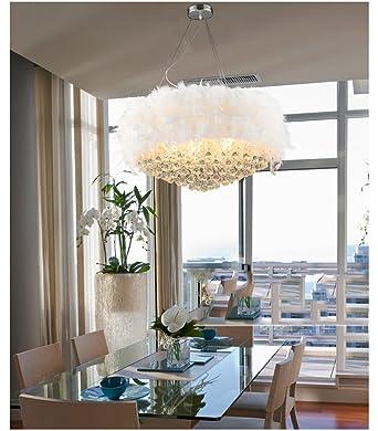 Mode Kronleuchter Wxp European Style Moderne Einfache Kristallfeder