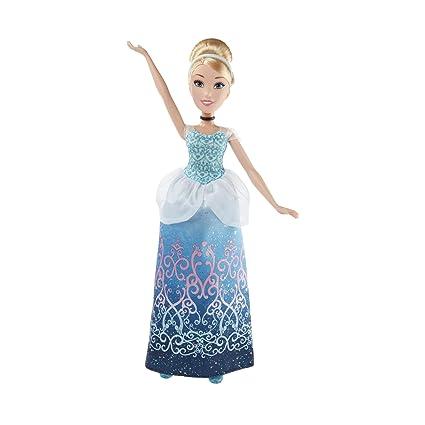 Amazon.com  Disney Princess Royal Shimmer Cinderella Doll  Toys   Games 5afd0a80b5af