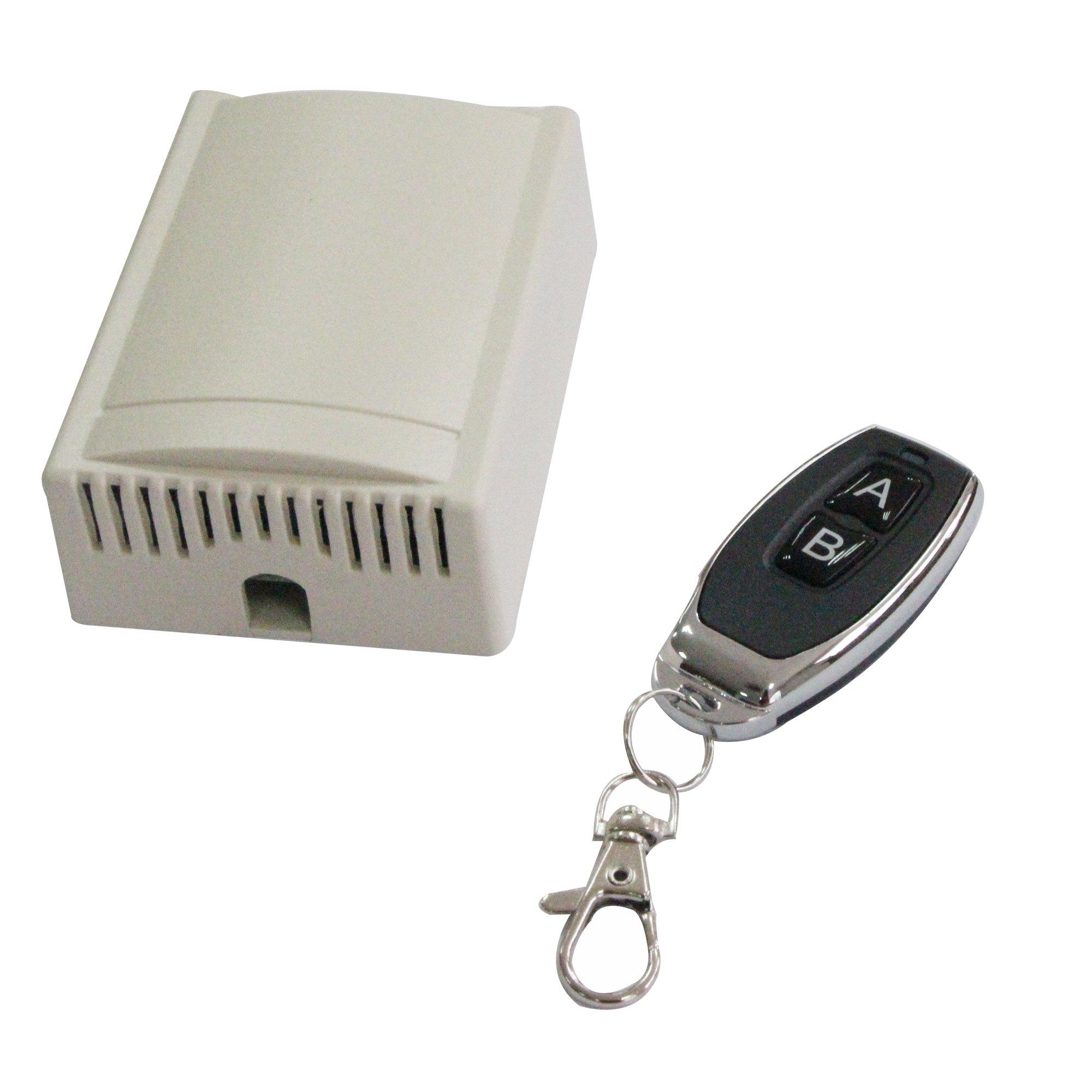 TOPENS HLR01 HomeLink Compatible Universal Gate Door Opener transmitters Remote Control Kit