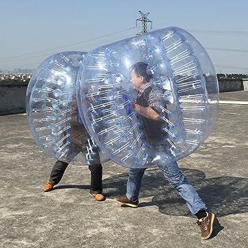 Foshan mingze burbuja fútbol inflable abrazadera de metal ...