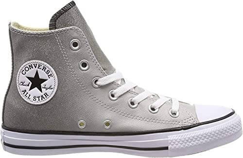 Converse Chuck Taylor CTAS Hi Synthetic, Chaussures de Fitness Mixte Adulte