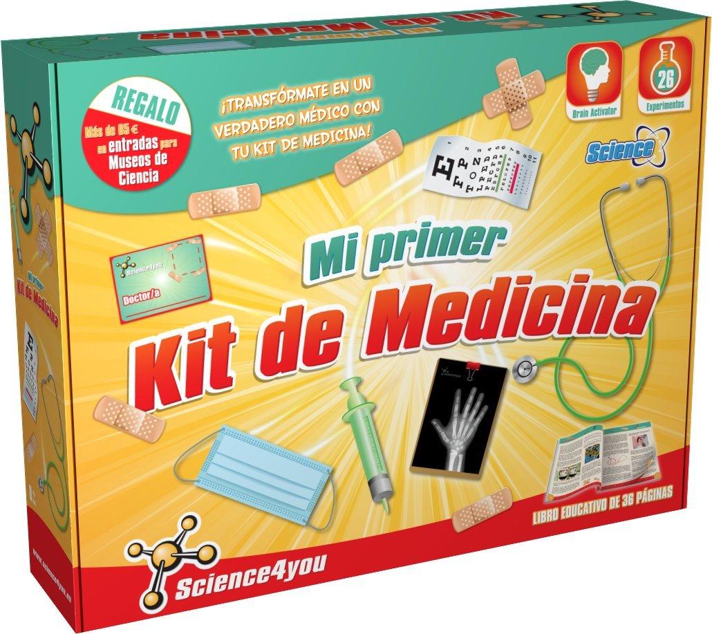 Science4you erstes-Kit Medizinhistoriker Spielzeug Wissenschaft und Bildung Science For You S.L. 9020