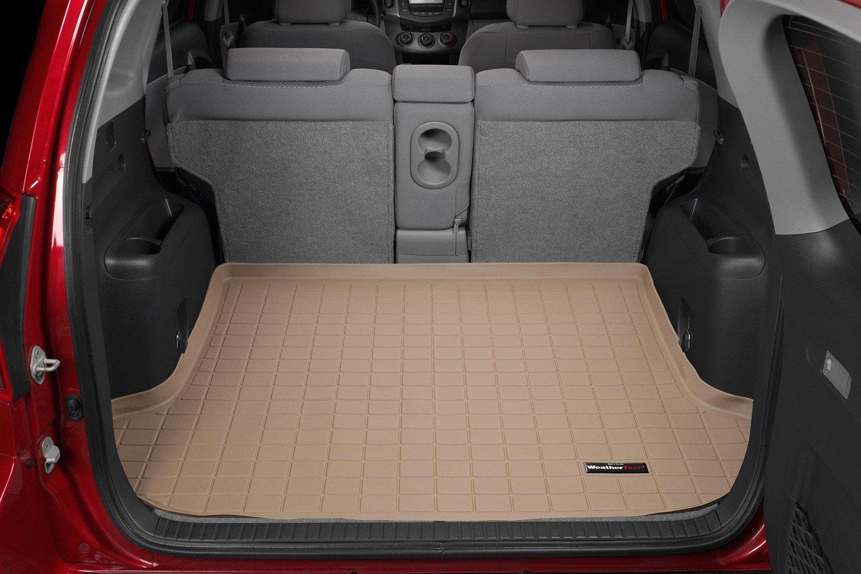 Amazon Com Weathertech Custom Fit Cargo Liners For Toyota Rav4 4
