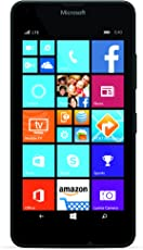 Microsoft Lumia 640 Windows 8.1 Phone, 4G LTE 5 Inch Display 1GB RAM 8GB ROM (AT&T Go Phone No Annual Contract)