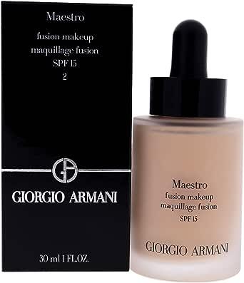 Giorgio Armani Maestro Fusion Makeup SPF 15-2 Fair-Warm for Women 1 oz Foundation, 30 ml