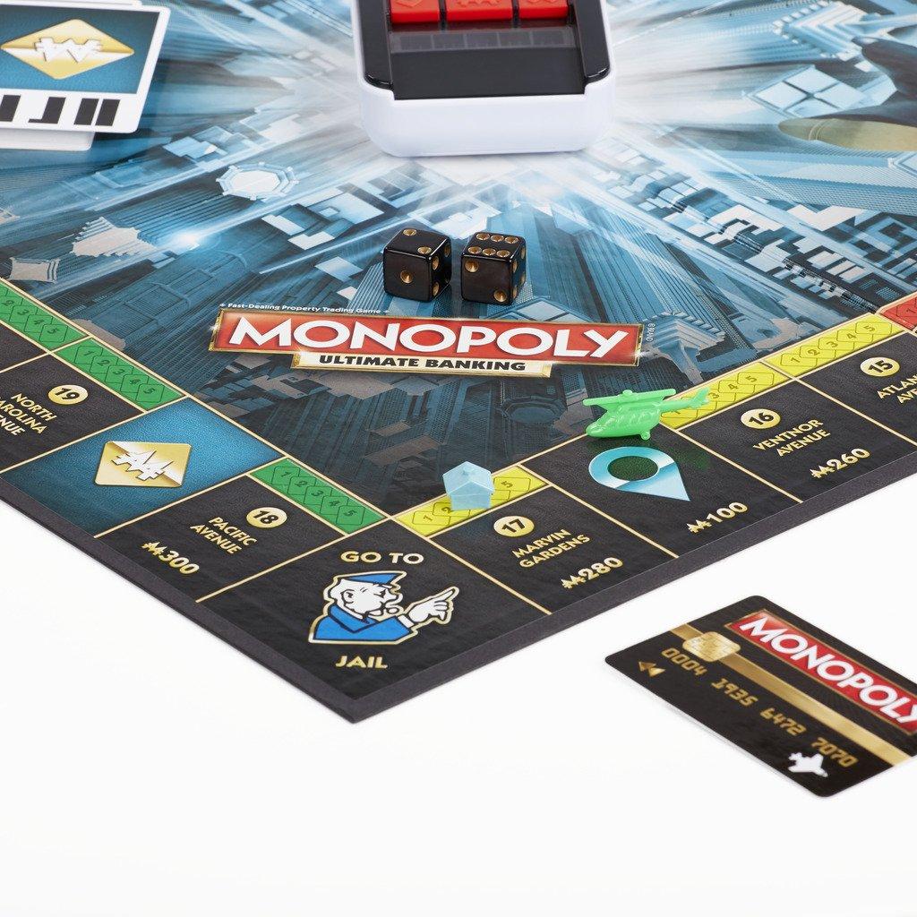Juego de mesa Monopoly Electronic Banking por solo 30,53€