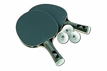 1c82b4ef20e adidas Team Table Tennis Set  Amazon.co.uk  Sports   Outdoors