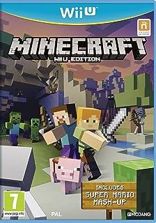 Minecraft Wii U Edition Inkl Super Mario MashUp Nintendo Wii U - Minecraft jetzt spielen deutsch