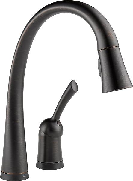 Delta Touchless Kitchen Faucet Oil Rubbed Bronze Wow Blog
