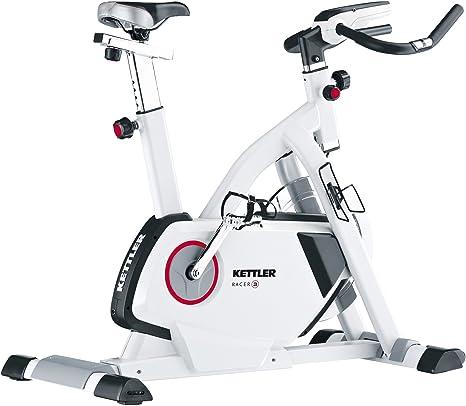 Kettler Ciclo Indoor Bicicleta Racer 3, Adultos Unisex, Negro, Gris ...
