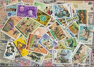 Prophila Collection Motivos 25 Diferentes Boy Scouts Sellos (Sellos para los coleccionistas) Rotary/Lions/Francmasón/Pathfinder: Amazon.es: Juguetes y juegos