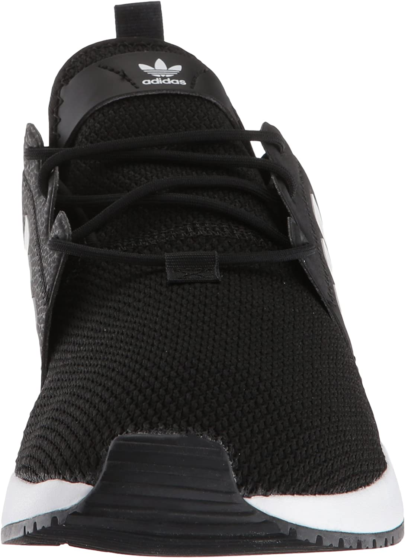 | adidas Originals Men's X_PLR Sneaker, Black/White/Black, 8.5 M US | Road Running