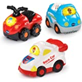 VTech Go! Go! Smart Wheels - Sports Cars 3-pack