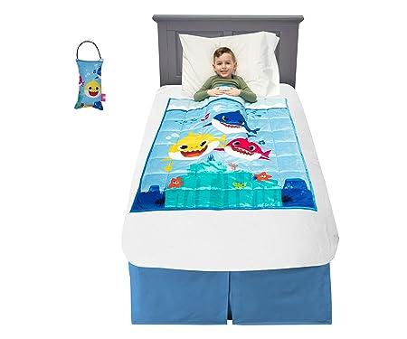 Franco Bedding Super Soft Plush Kids Weighted Blanket