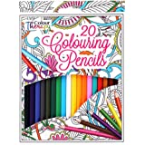 Colour Therapy Colouring Pencil