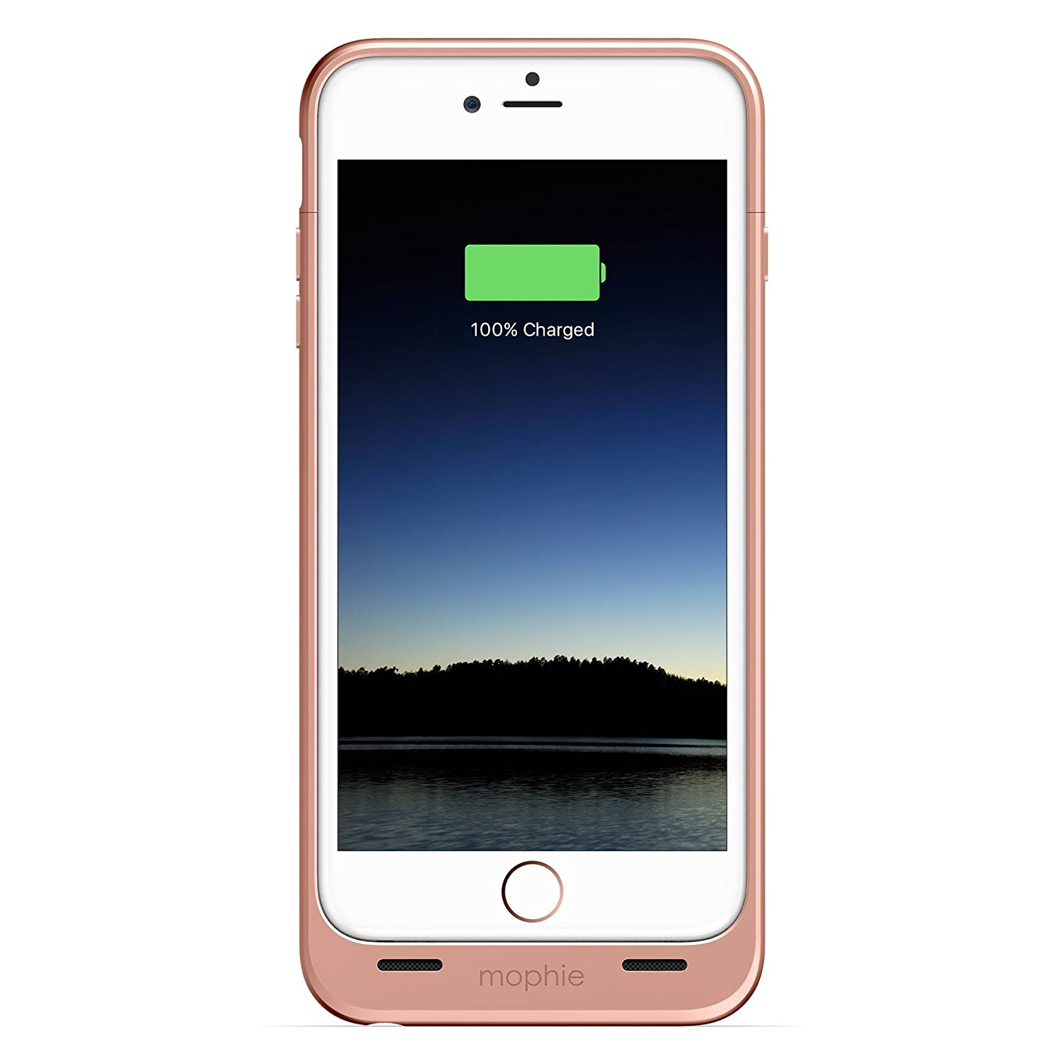 pretty nice 63035 d4a56 mophie juice pack - Protective Battery Case for iPhone 6 Plus /6S Plus  (2,600mAh) - Rose Gold