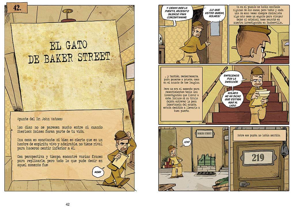 Sherlock Holmes Cuatro Investigaciones: El libro donde tú eres el héroe: 4 Libro-Juego: Amazon.es: Asna, Cedric, Asna, Cedric: Libros