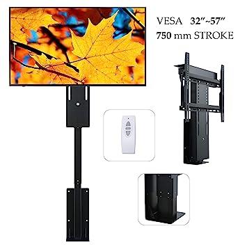 CO-Z Elevador motorizado para televisores de 32 a 57 Pulgadas de ...