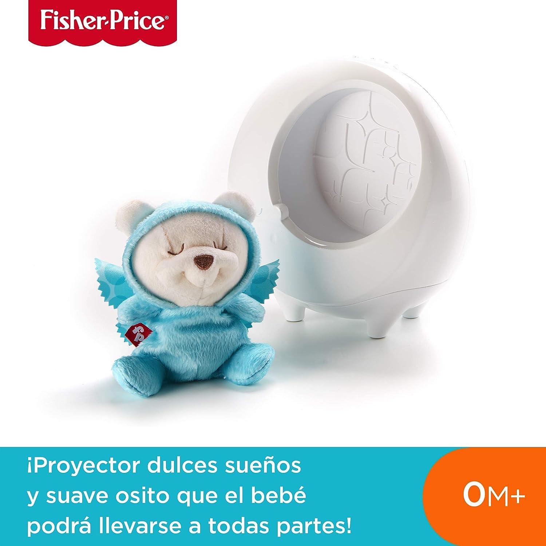 Fisher-Price - Proyector osito dormilón, juguetes bebe (Mattel ...