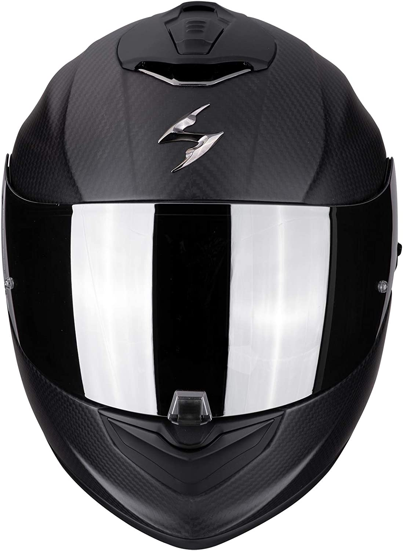 Scorpion Herren Nc Motorrad Helm Schwarz S Auto