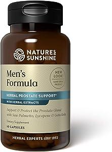 Nature's Sunshine Men's Formula with Lycopene 60 Capsules
