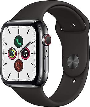 Apple Watch Series 5 44mm GPS + Cellular Smartwatch