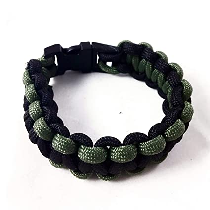 Amazon Com Asr Outdoor Tactical Paracord Bracelet 550lb Strength