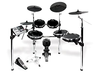 Alesis DM10 X Kit | Ten-Piece Professional Electronic Drum Set